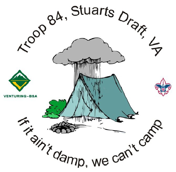 BSA Troop 84,      Stuarts Draft, Virginia